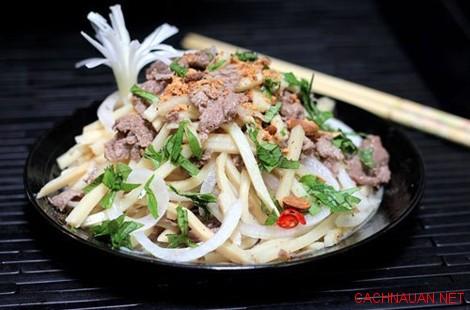 dac san ngon lai chau 7 10 món ngon đặc sản Lai Châu không nên bỏ lỡ