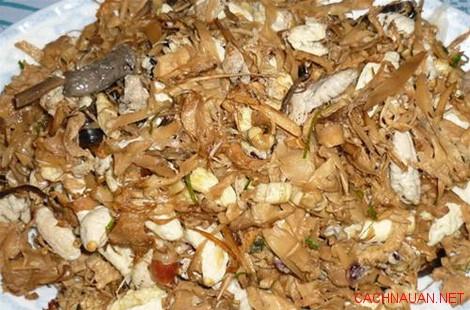 mon ngon dac san hoa binh 3 10 món ăn đặc sản không thể quên của Hòa Bình