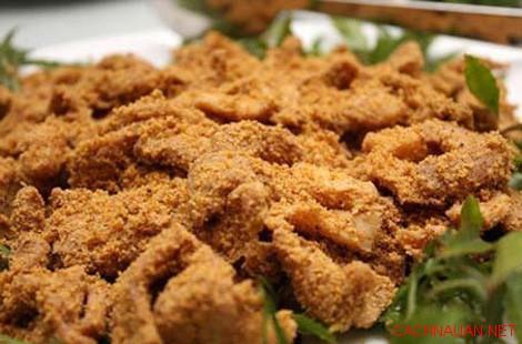 mon ngon dac san hoa binh 9 10 món ăn đặc sản không thể quên của Hòa Bình