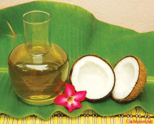 cach lam dau dua - Cách làm dầu dừa chất lượng