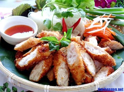 huong dan lam nem chua ran - Hướng dẫn cách làm nem chua rán ngon tuyệt