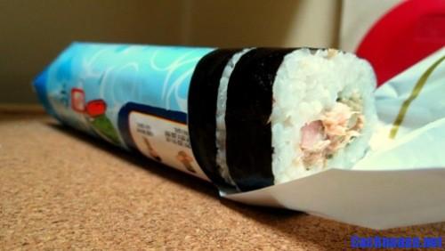 com cuon gibab - Khám phá đồ ăn vặt Hàn Quốc siêu rẻ