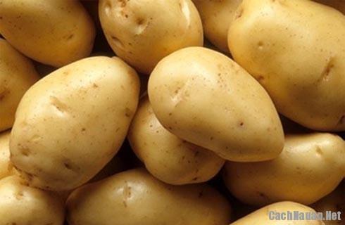 cach chon khoai tay lam mut - Hướng dẫn cách làm mứt khoai tây bùi ngậy hấp dẫn