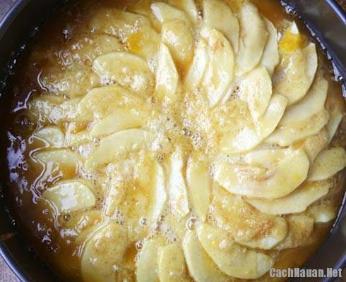 cach lam banh tao 2 - Cách làm món bánh táo thơm ngon lạ miệng