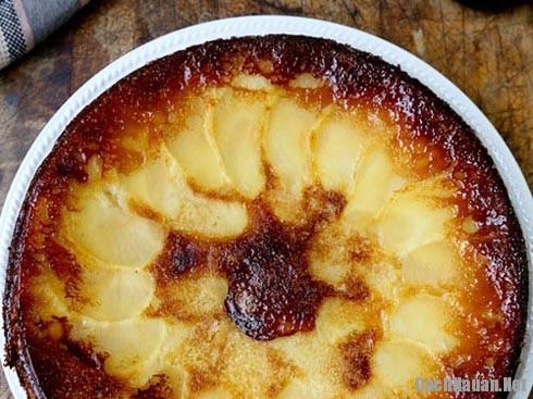 cach lam banh tao 3 - Cách làm món bánh táo thơm ngon lạ miệng