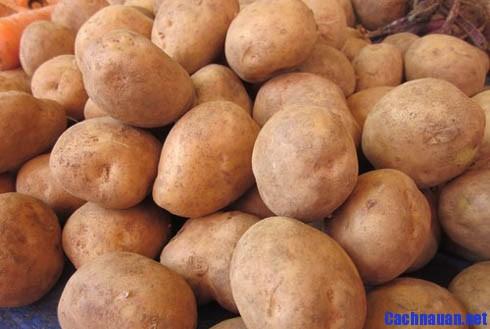 cach lam khoai tay chien 2 - Hướng dẫn cách làm khoai tây chiên thơm giòn