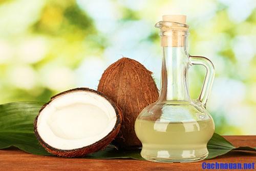 cach lam dau dua - Hướng dẫn cách làm dầu dừa tại nhà đơn giản nhất