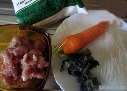 banh ran man nong hoi gion thom - Cách làm bánh rán mặn thơm ngon tuyệt hảo