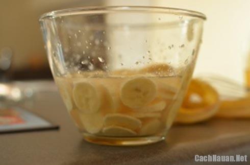 cach lam chuoi say kho - Cách làm chuối sấy khô thơm ngon mà đơn giản
