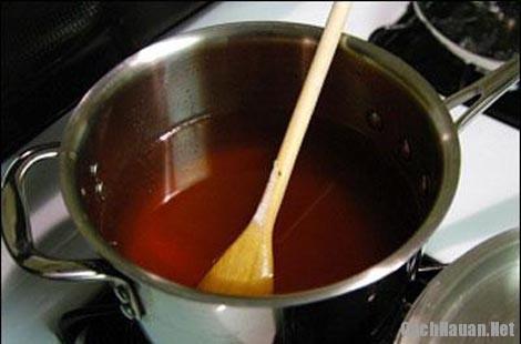 cach lam kem flan 3 - Hướng dẫn cách làm kem flan thơm ngon béo ngậy