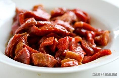 cach lam my xao thit bo rau cai 2 - Cấu nấu mỳ xào thịt bò rau cải thơm ngon mà đơn giản