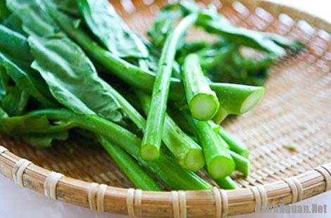 cach lam my xao thit bo rau cai - Cấu nấu mỳ xào thịt bò rau cải thơm ngon mà đơn giản