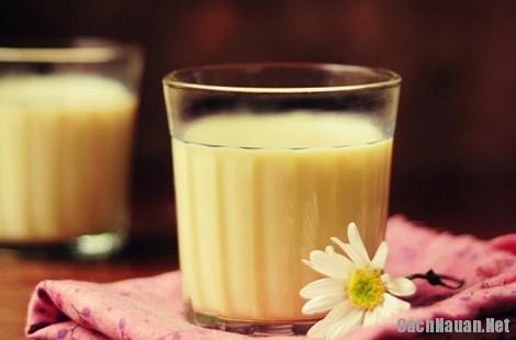 cach lam sua ngo ngon 6 - Cách làm sữa bắp thơm ngon như ngoài quán