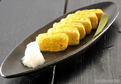cach lam trung cuon 6 - Cách làm trứng cuộn ngon cơm mà rất đơn giản