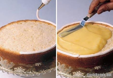 lam kem banh gato - Cách làm kem tươi cho bánh gato đơn giản