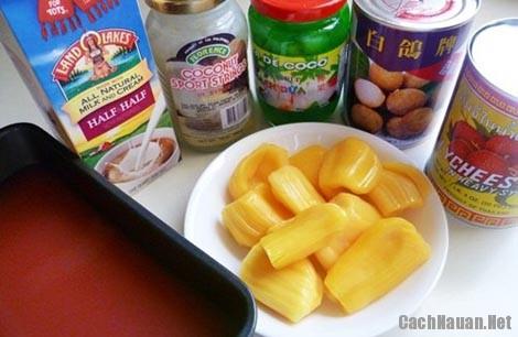 nguyen lieu lam che thai - Cách làm chè Thái thơm mát tuyệt hảo