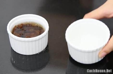 cach lam banh bong lan nuong 3 - Cách làm bánh bông lan bơ nho nướng thơm ngon