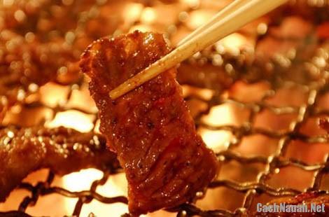 cach lam bun cha 1 - Cách làm bún chả thơm ngon, đậm đà hương vị Hà thành