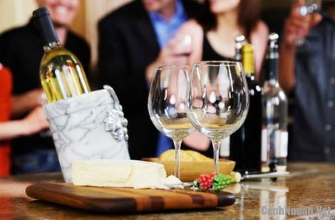 cach dung ruou vang - Cách sử dụng rượu vang đúng điệu