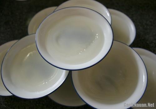 cach lam banh beo nhan deo 1 - Cách làm bánh bèo nhân dẻo chuẩn vị miền Trung