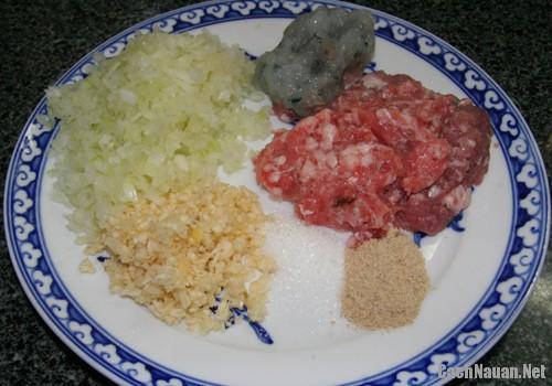 cach lam banh beo nhan deo 2 - Cách làm bánh bèo nhân dẻo chuẩn vị miền Trung