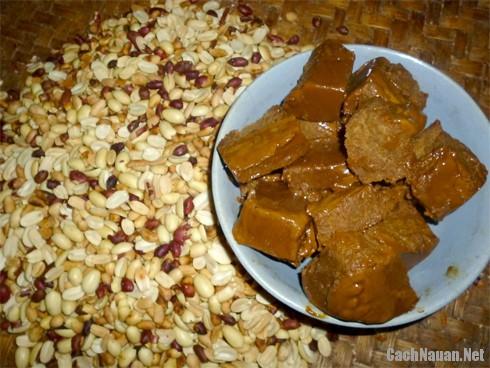 cach lam keo lac - Cách làm kẹo lạc giòn thơm xứ Lạng