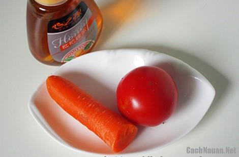 cach lam sinh to ca chua 1 - Cách làm sinh tố cà chua giúp giảm cân, thanh nhiệt cơ thể