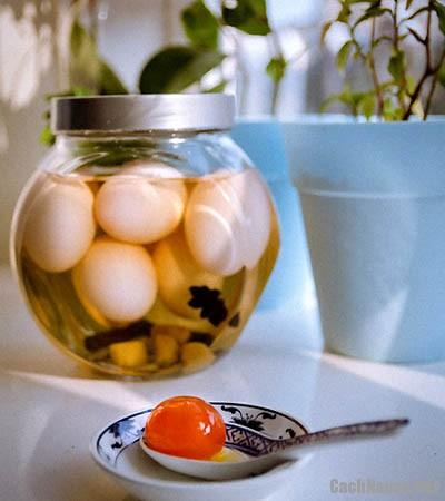 cach lam trung muoi - Cách tự làm trứng muối ngon như ngoài hàng
