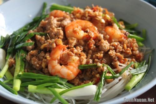 cach nau hu tieu kho - Cách nấu hủ tiếu khô đơn giản mà ngon miệng