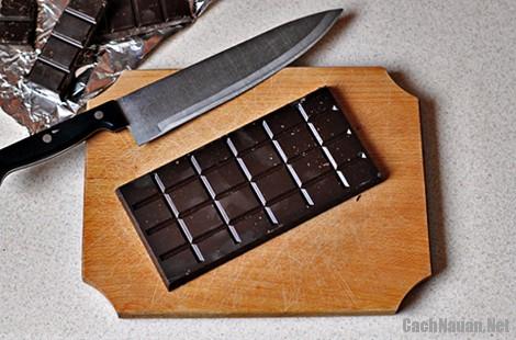 mieng socola ngon - Cách làm sinh tố socola ngọt ngào, hấp dẫn