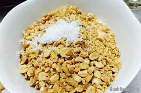 nau xoi dau xanh 2 - Cách nấu xôi đậu xanh ngon, tiện lợi với nồi cơm điện