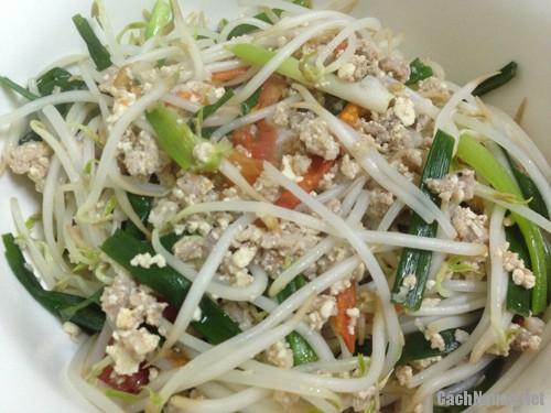 thit nau canh chua 2 - Cách làm món thịt nấu canh chua