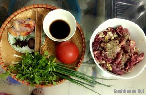 banh mi sot vang 2 - Cách làm bánh mì sốt vang cho bữa sáng