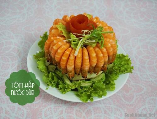 bua com 142 nghin cuoi tuan 1 - Bắt mắt, ngon miệng với bữa cơm hấp dẫn cuối tuần