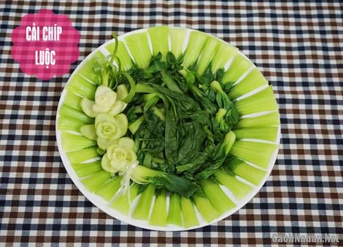 bua com chieu 101 nghin 4 - Bữa cơm chiều hấp dẫn chỉ 101 nghìn