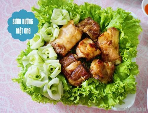 bua com ngon mieng 1 - Bữa ăn ngon miệng cuốn hút cả nhà