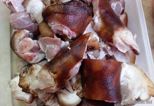 bun gia cay 1 - Cách làm món giả cầy thơm lừng, ngon cơm
