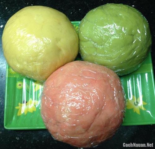 nui hinh no sot bo 8 - Cách làm món mì nui hình nơ sốt cà chua bò băm