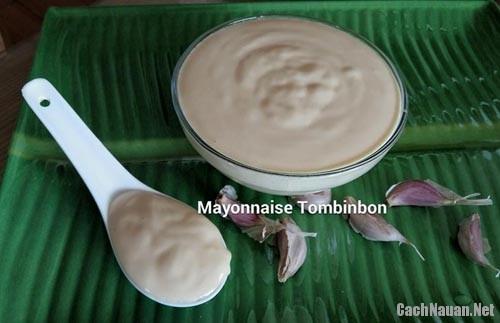 sot Mayonnaise - Cách tự làm sốt mayonnaise đơn giản tại nhà