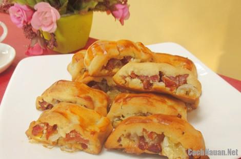 cach lam banh cha 10 - Cách làm bánh chả truyền thống thơm ngon