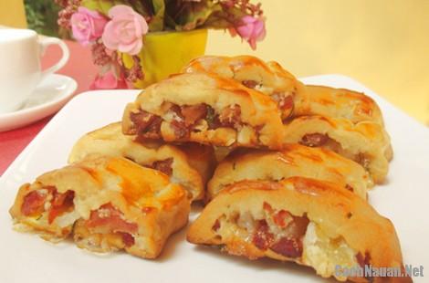 cach lam banh cha 11 - Cách làm bánh chả truyền thống thơm ngon