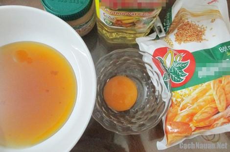 cach lam banh cha - Cách làm bánh chả truyền thống thơm ngon