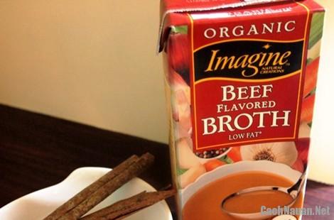 cach nau pho bo nhanh - Cách làm món phở bò cực nhanh mà ngon