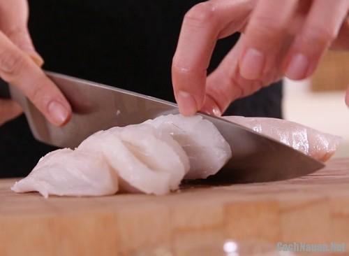 mon sup ca ngon 2 - Cách làm súp cá thơm ngon cho bữa sáng