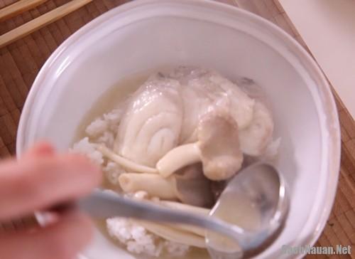 mon sup ca ngon 6 - Cách làm súp cá thơm ngon cho bữa sáng