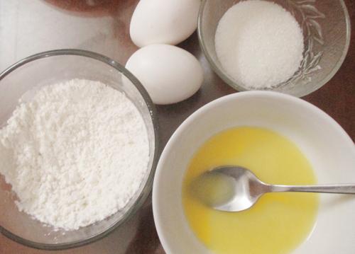 banh charlotte chanh sua chua - Cách làm bánh charlotte chanh sữa chua tươi mát