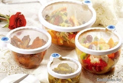 bao quan do an da nau chin1 - Mẹo bảo quản thức ăn đã nấu chín