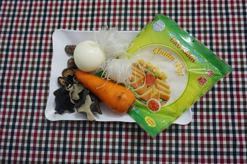 cach lam nem chay - Cách làm món nem chay thơm ngon cho cả nhà