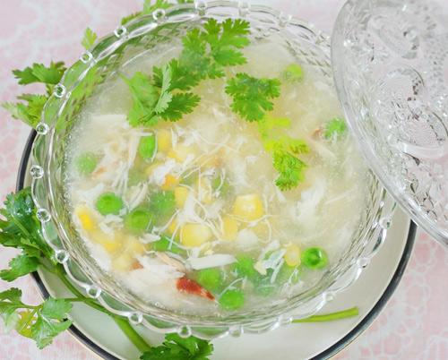 cach nau sup cua 8 - Cách nấu súp cua thơm ngon, bổ dưỡng