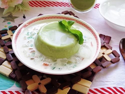 che bo tuoi mat 4 - Cách nấu chè bơ tươi mát hấp dẫn ngày hè